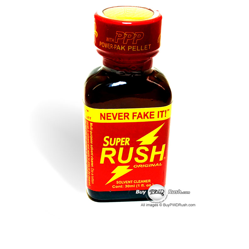 30ml PWD SUPER RUSH® Original